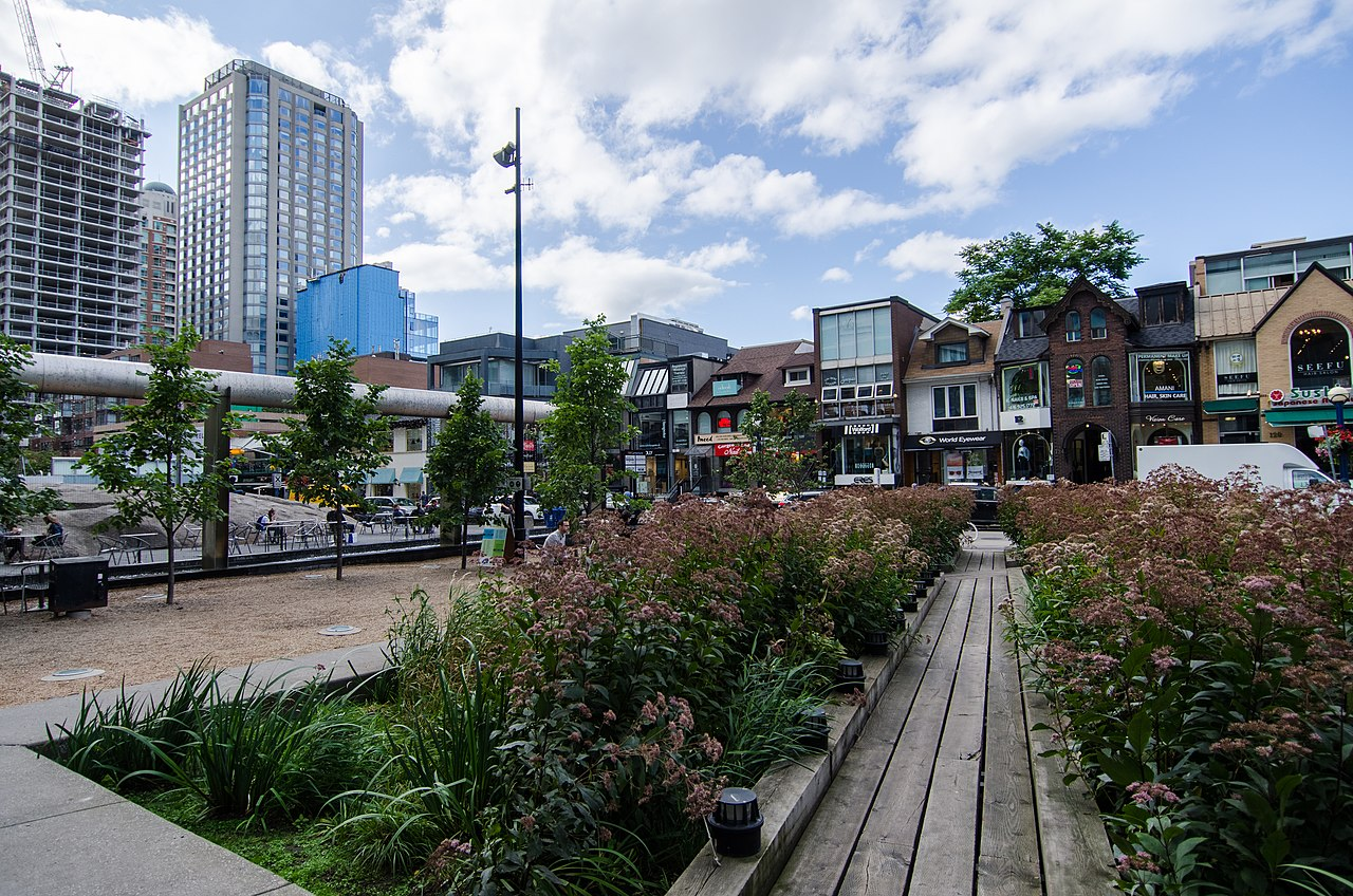 Photo of Yorkville Park