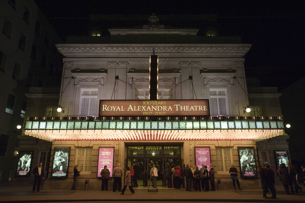 Photo of Royal Alexandra Theatre in Entertainment District, Toronto