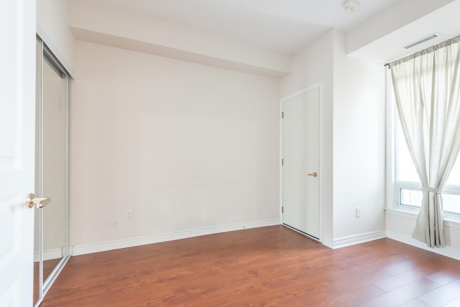 100 Hayden Street's master bedroom