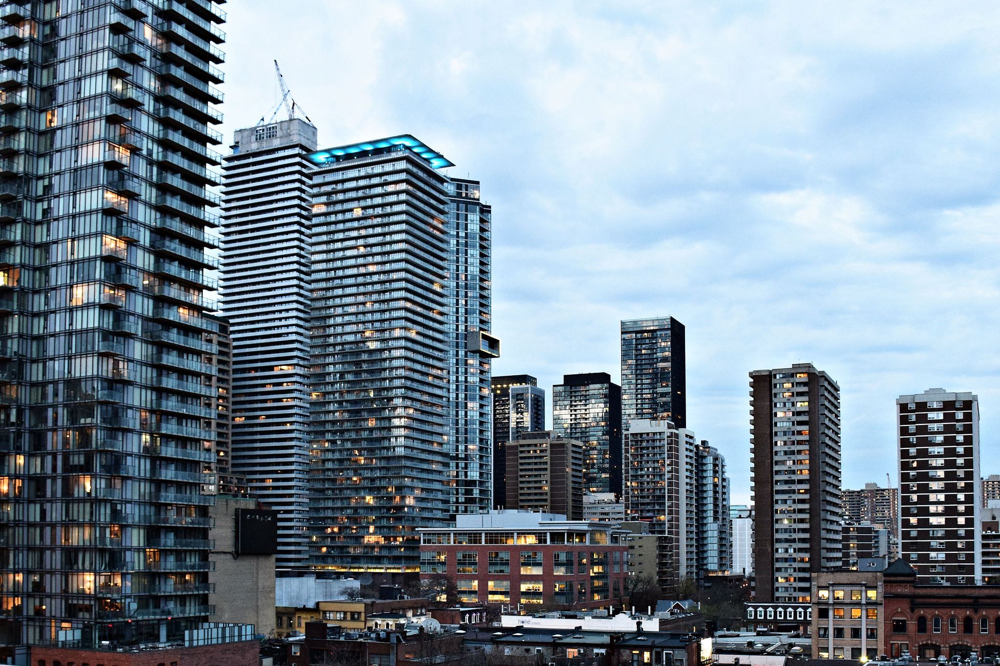 Toronto's condo market is ready for another record-breaking year (Image Credit: VV Nincic, Flickr)
