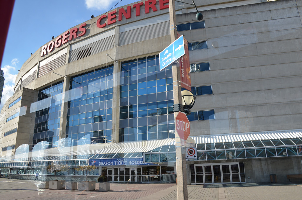 Pic of Rogers Centre