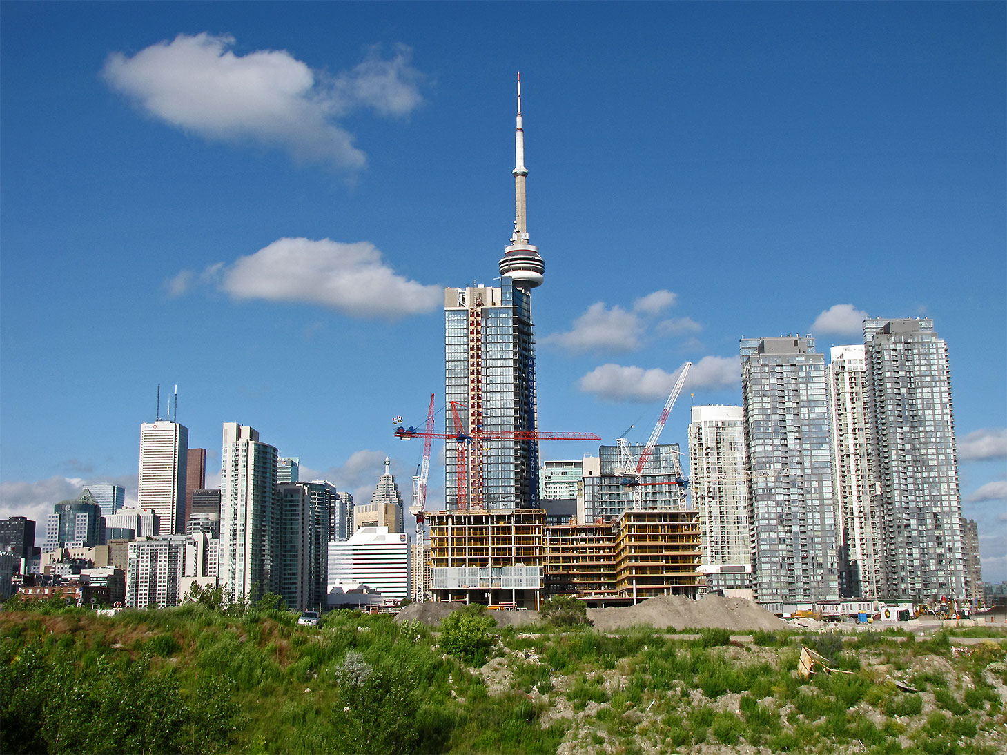 Pre-construction condo developer in Toronto