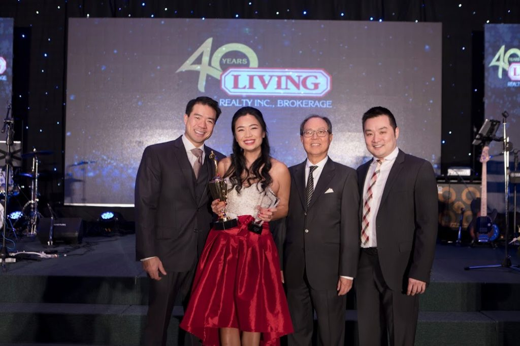 Living Realty - Yonge and Bloor Branch - Top Producer - 2017, 2018, 2019